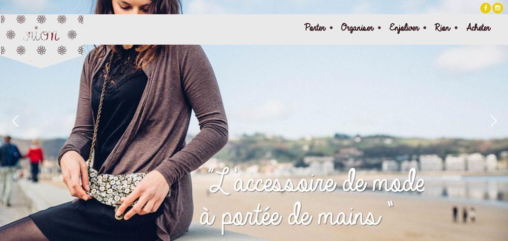 Création site internet de Créa-rion